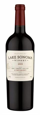 Lake Sonoma Winery Zinfandel